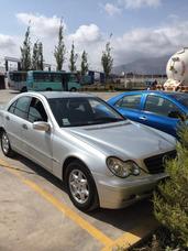 Mercedes-benz Clase C C180 Kompressor