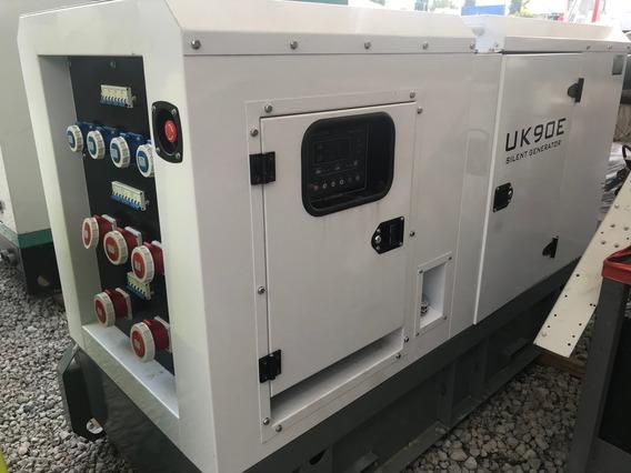 Generador De Luz 100 Kw Diesel Nuevo