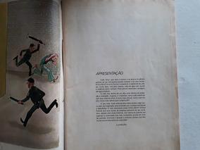 Revista Foto Novela Quadrinho Exclusive Policial N°1 Coleção