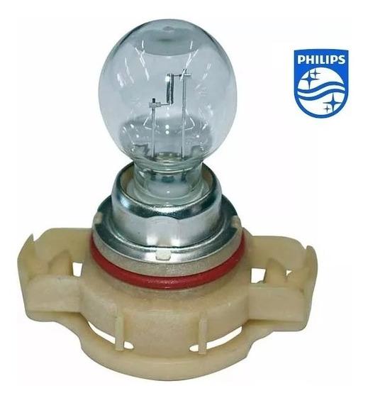 Par Lâmpada Milha H16 24w 206 207 C3 C4 Original Philips