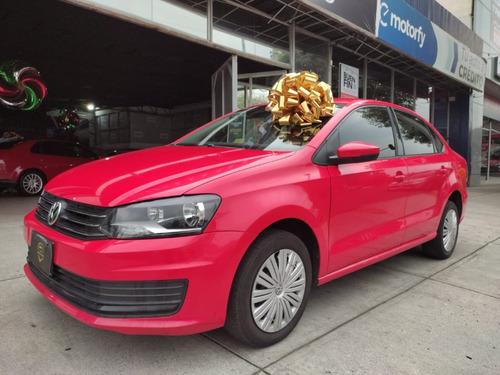 Imagen 1 de 5 de Volkswagen Vento Starline 2020.