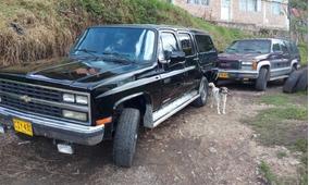 Vendo O Permuto Chevrolet Suburban