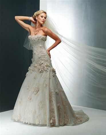 Vestido Novia Quince Diseñador M. Sottero Rihanna Original!!