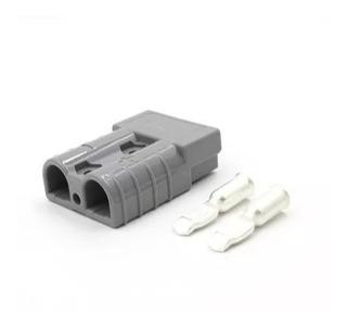 Ficha Conector Tipo Anderson Sb50 A Autoelevadores Apilador