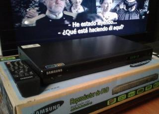 Reproductor Dvd Samsung Sonido 5.1 A $3999!!