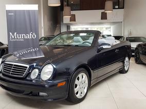 Mercedes-benz Clk 3.2 Clk320 Elegance Plus At Cabriolet 2002