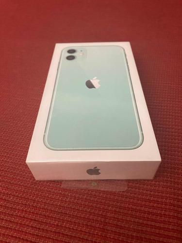 iPhone 11 64 Gb Color Verde Agua Sellado