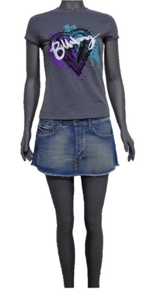 Saia Jeans Billabong Tam. 40