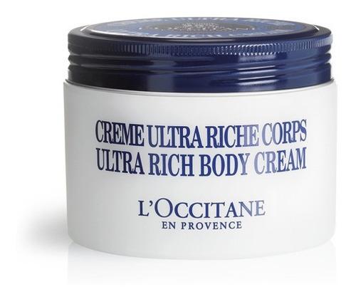 Crema De Cuerpo Ultra Rich Karité, L'occitane