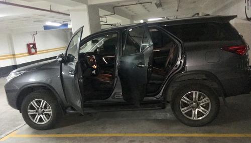 Toyota Fortuner 2017 Como Nueva 2.7 Gasolina Tm
