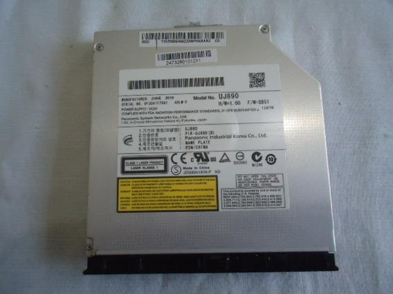 Dvd Sata Modelo Uj890 Com Suporte P Lenovo (2)g460