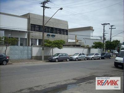 Galpão Comercial Para Locação, Lapa, São Paulo - Ga0460. - Ga0460