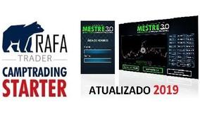 Mestre Dos Candles 3.0 + Camptrading Starter + Bônus