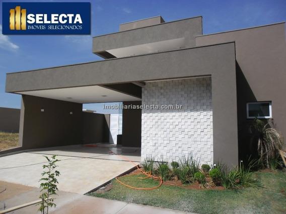 Casa Condomínio Village Damha Rio Preto Iii Em São José Do Rio Preto - Sp - Ccd3968