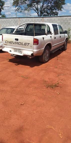 Chevrolet S10 2.5 Std Cab. Dupla 4x4 4p 2000