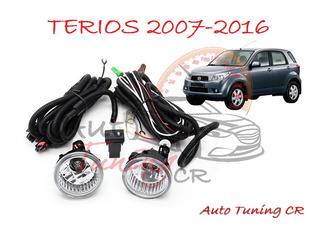 Halogenos Daihatsu Terios Bego 2007-2016