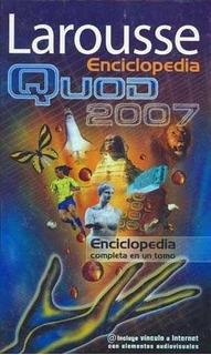 Enciclopedia Completa En Un Tomo Larousse 2007 (selladas)