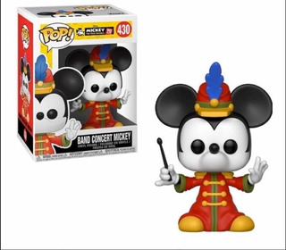 Band Concert Mickey Funko Pop! Coleccion Mickey 90year. #430