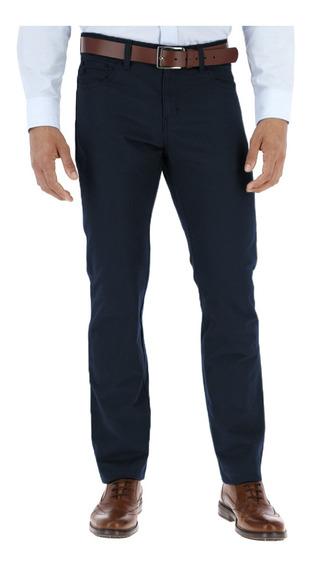 Pantalon Hombre Vaquero Gabardina Classic Fit Bolsillos Yale Mercado Libre