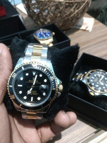 Rolex Sub Luxo