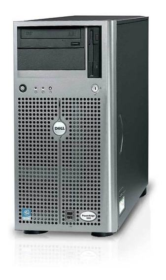 Dell Poweredge 1800 Win 7 Pro 64 Hd 250gb 4gb Ram Pronta Entrega Com Nota Fiscal E Garantia