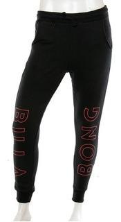 Jogging Billabong Legacy Negro Mujer Rcmdr