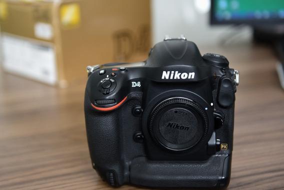 Nikon D4 Aceito Troca Por D750