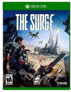 The Surge Xbox One Nuevo Sellado Envio Gratis
