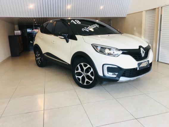 Renault Captur Intense 2.0 Aut (flex) 2017/2018