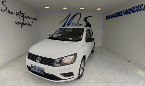 Imagem 1 de 6 de  Volkswagen Gol (novo) 1.0 Mi Total Flex 8v 4p