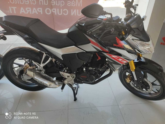 Honda Cb 190r Std 2021 Motocicleta