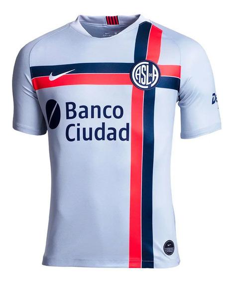 Camiseta Alternativa Nike San Lorenzo Niño