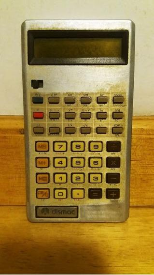 Calculadora Dismac, Científica, 1981, Não Funciona, Relíquia