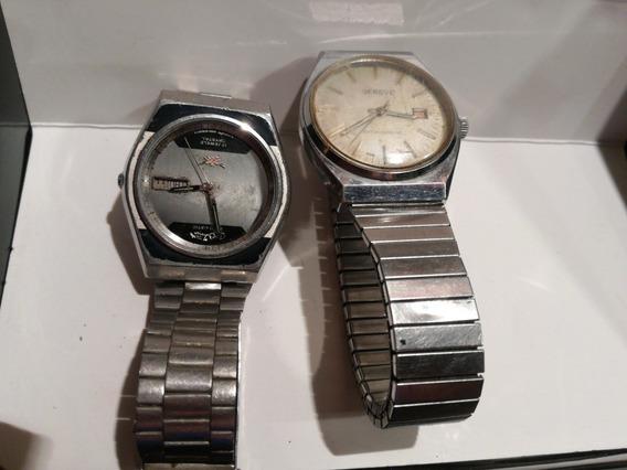 Relojes Citizen Y Geneve Automático Para Piezas-reparacion