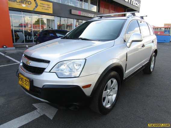Chevrolet Captiva 2.400 4x2