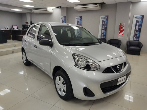 Nissan March Active Manual 5p 0km 2020