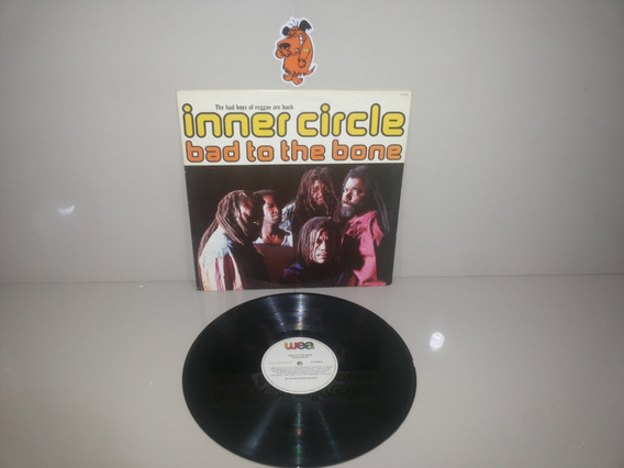 Lp Vinil Inner Circle - Bad To The Bone ( Raro )