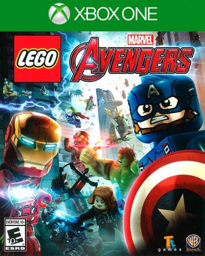 Imagen 1 de 7 de Lego Marvel Avengers Xbox One Juego Fisico Sellado Cd