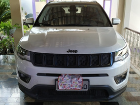 Jeep Compass Night Eagle Ediçao Ltda 2018 Flex Com 8200 Km