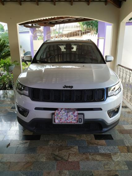 Jeep Compass Night Eagle Ediçao Ltda 2018 Flex Com 12000 Km