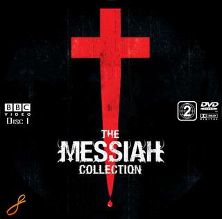 Messiah Serie Completa 5 Dvd Uk
