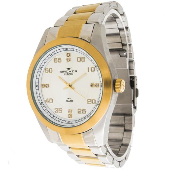 Relógio Backer Lubeck - 6306164m