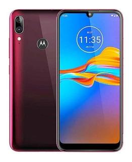 Motorola Moto E6 Plus Octacore 4g Lte 13mpx Dual Sim 64gb