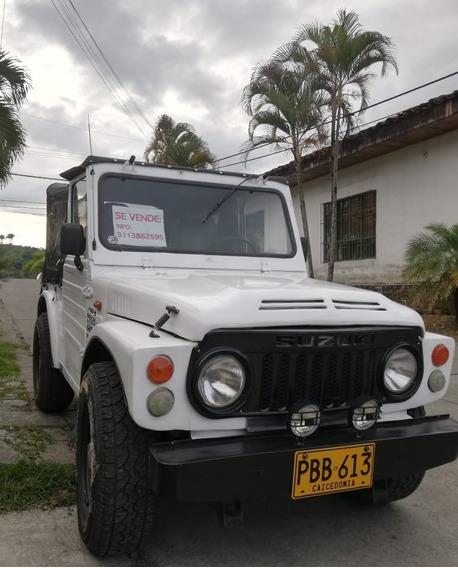 Oportunidad, Suzuki Lj80 Como Nuevo