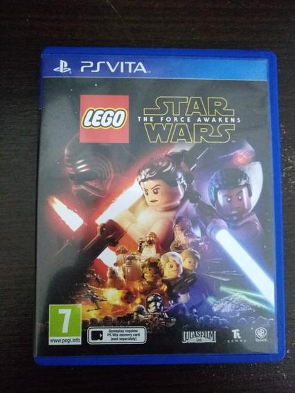 Lego Star Wars Ps Vita