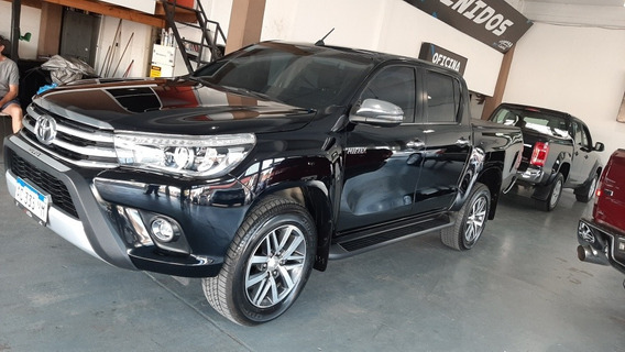 Toyota Hillux 2.8 Cd Srx 177cv 4x2 At 2018 Impecable.!!