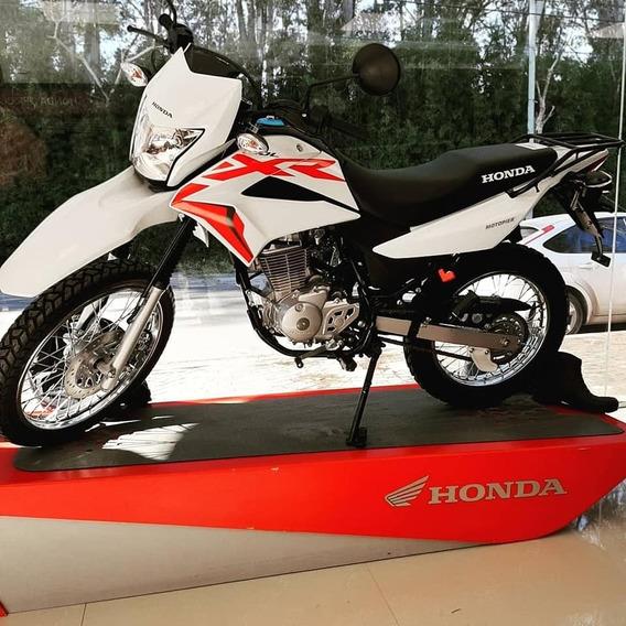 Honda Xr 150 L 0km 2021 Etga Ya Fcia Ahora 12/18