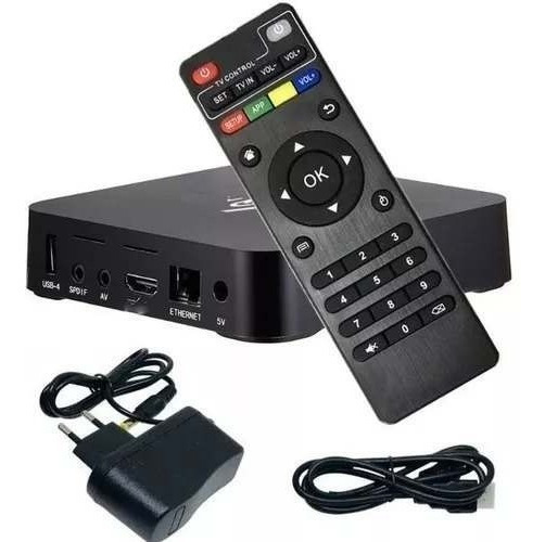 Receptor Tv Box P/ Transformar Tv Em Smart
