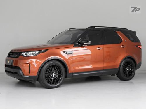 Imagem 1 de 11 de Land Rover Discovery 3.0 V6 Td6 Diesel Hse Luxury 4wd Autom