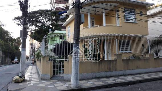 Casa À Venda, 270 M² Por R$ 890.000,00 - São Domingos - Niterói/rj - Ca0669